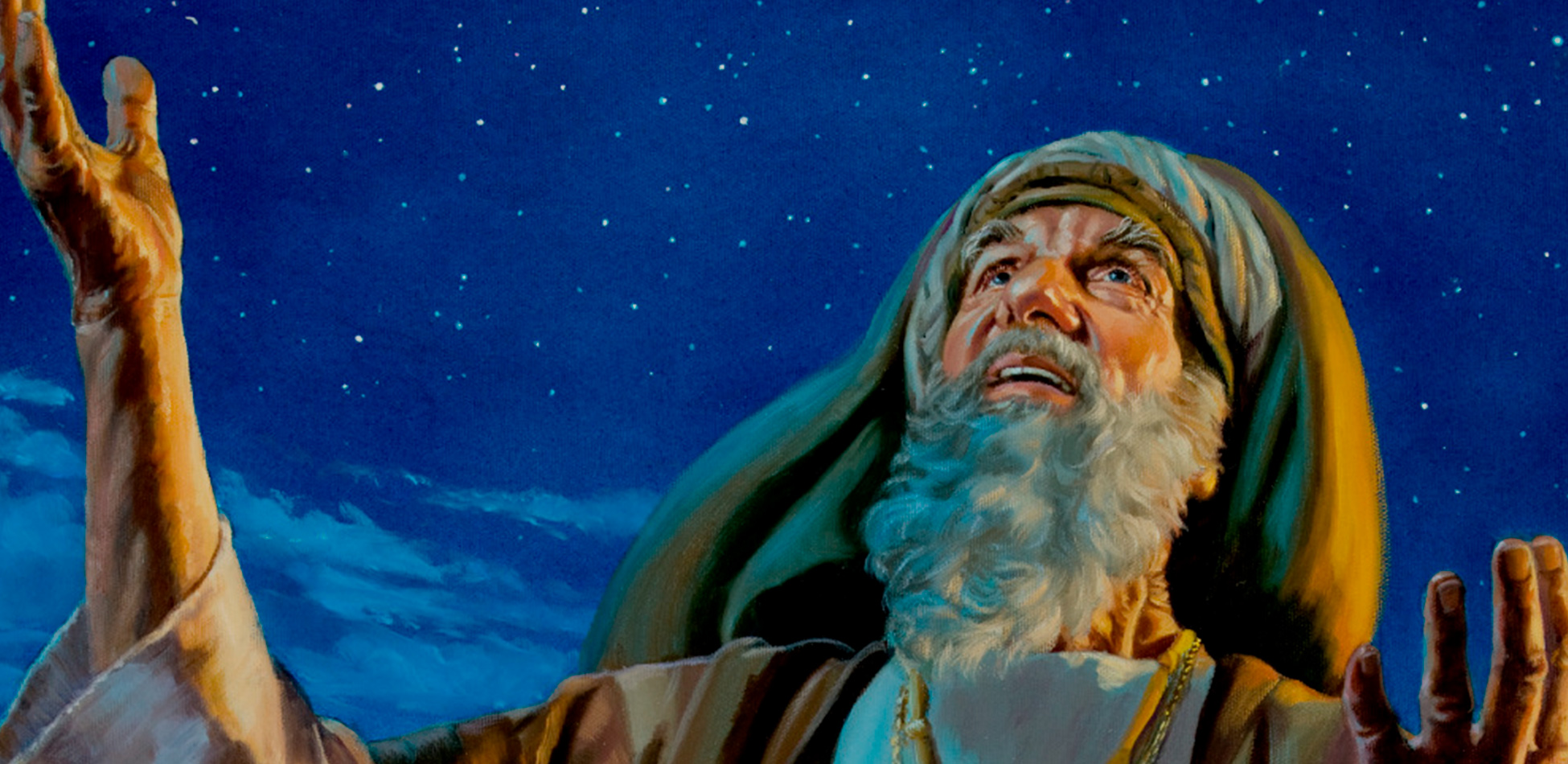 Авраам — герой веры